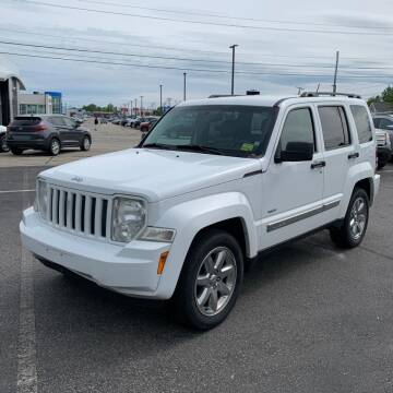 2012 Jeep Liberty for sale at MBM Auto Sales and Service - MBM Auto Sales/Lot B in Hyannis MA