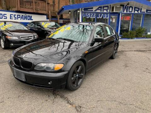 2005 BMW 3 Series for sale at Car World Inc in Arlington VA