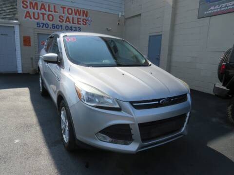 2013 Ford Escape for sale at Small Town Auto Sales in Hazleton PA
