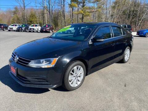 2016 Volkswagen Jetta for sale at North Berwick Auto Center in Berwick ME