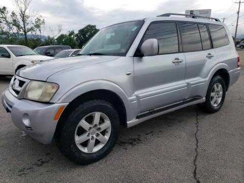 2005 Mitsubishi Montero for sale at Salem Auto Sales in Salem VA