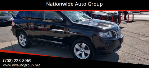 2012 Jeep Compass for sale at Nationwide Auto Group in Melrose Park IL