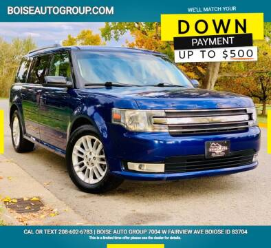 2013 Ford Flex for sale at Boise Auto Group in Boise ID