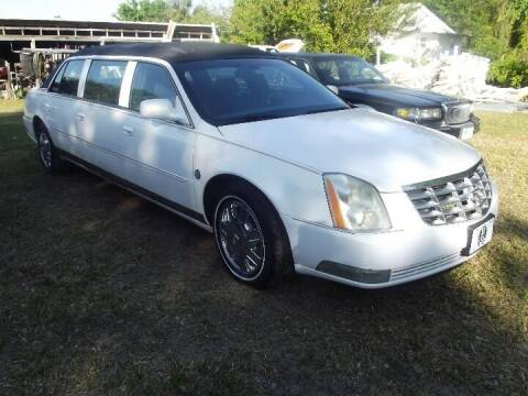 2007 Cadillac DTS Pro