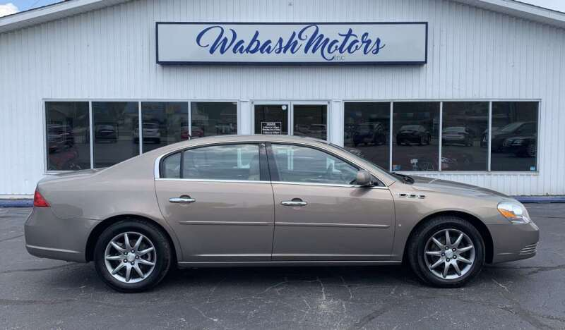 2006 Buick Lucerne for sale at Wabash Motors in Terre Haute IN