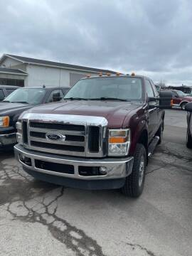 2010 Ford F-250 Super Duty for sale at Newport Auto Group in Austintown OH