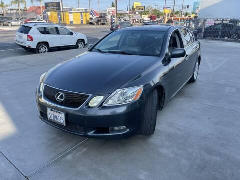 2006 Lexus GS 300 for sale at Hunter's Auto Inc in North Hollywood CA