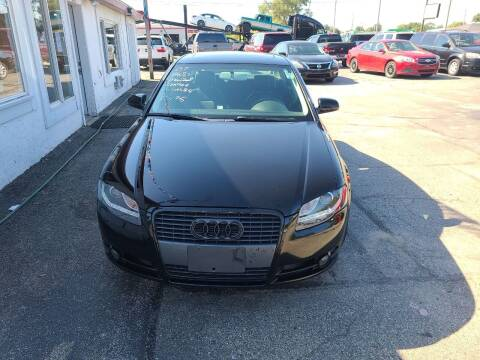 2007 Audi A4 for sale at All State Auto Sales, INC in Kentwood MI