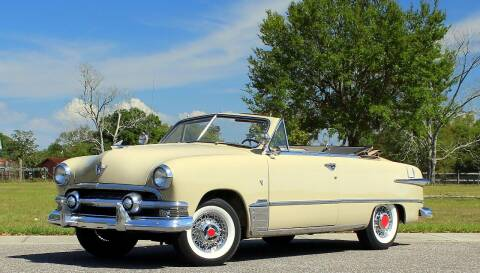 1951 Ford Deluxe for sale at P J'S AUTO WORLD-CLASSICS in Clearwater FL