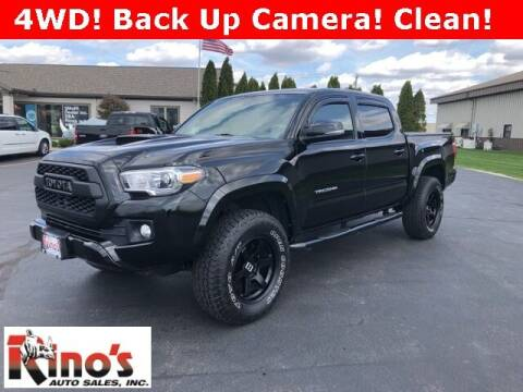 2017 Toyota Tacoma for sale at Rino's Auto Sales in Celina OH