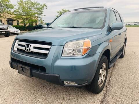 2007 Honda Pilot for sale at Quality Auto Sales And Service Inc in Westchester IL