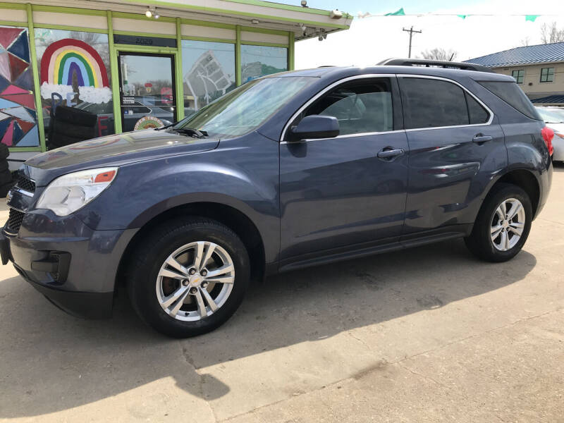 2013 Chevrolet Equinox for sale at Super Trooper Motors in Madison WI
