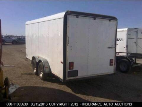 2005 Cargo Craft 7X14 Enclosed for sale at CarsBikesBoats.com in Round Mountain TX