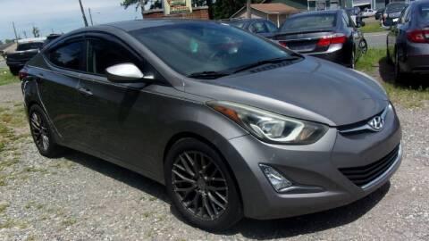 2014 Hyundai Elantra for sale at Select Cars Of Thornburg in Fredericksburg VA