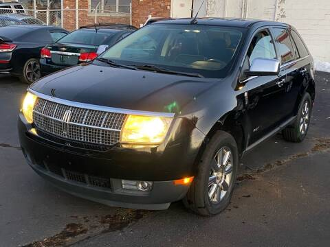 2009 Lincoln MKX for sale at MAGIC AUTO SALES in Little Ferry NJ