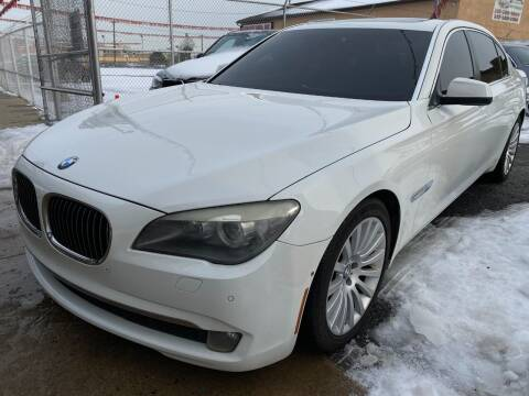 2009 BMW 7 Series for sale at The PA Kar Store Inc in Philladelphia PA