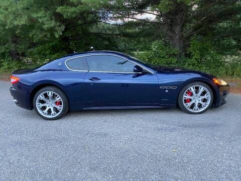 2011 Maserati GranTurismo for sale at Forza in Gaylordsville CT