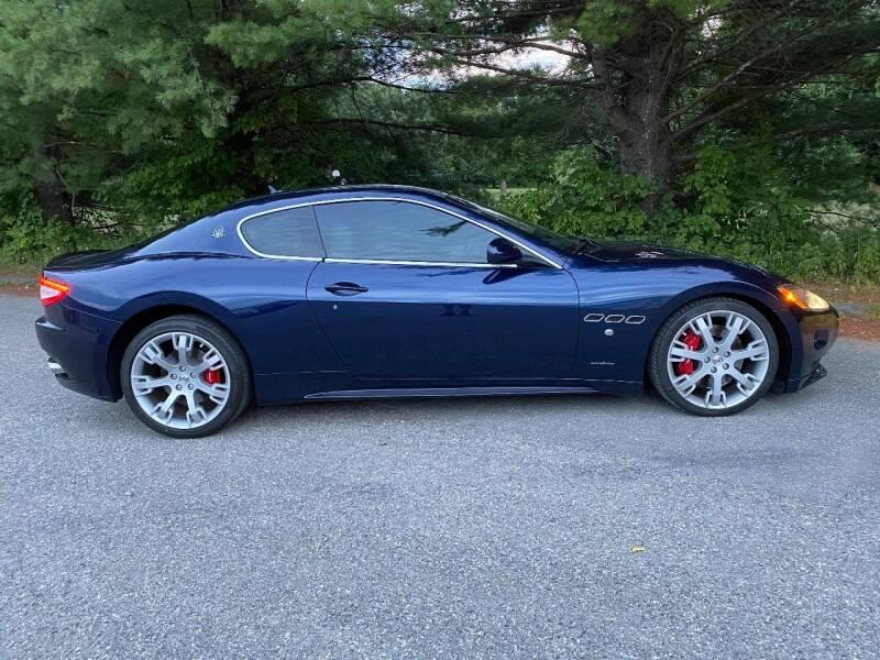 2011 Maserati GranTurismo for sale at Forza in Gaylordsville CT