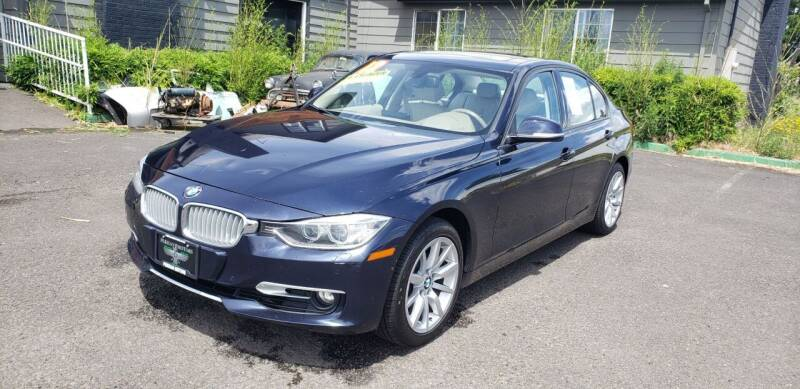 2012 BMW 3 Series for sale in Cornelius, OR