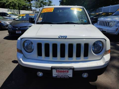 2014 Jeep Patriot for sale at Elmora Auto Sales in Elizabeth NJ