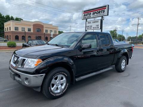 2010 Nissan Frontier for sale at Auto Sports in Hickory NC