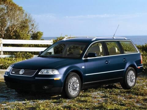 2004 Volkswagen Passat for sale at Sundance Chevrolet in Grand Ledge MI