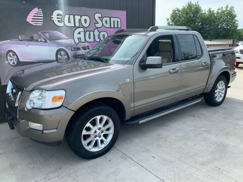 2007 Ford Explorer Sport Trac for sale at Euro Auto in Overland Park KS