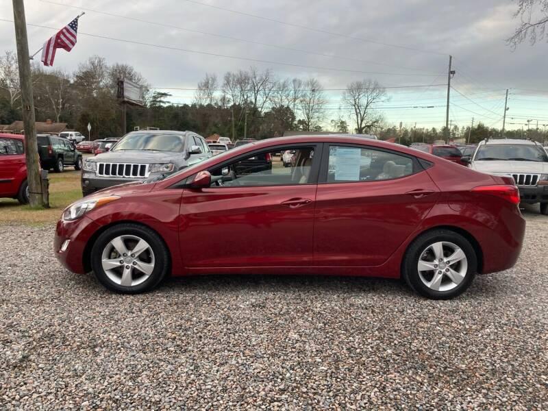 2013 Hyundai Elantra for sale at Joye & Company INC, in Augusta GA