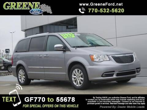 2015 Chrysler Town and Country for sale at Nerd Motive, Inc. - NMI in Atlanta GA