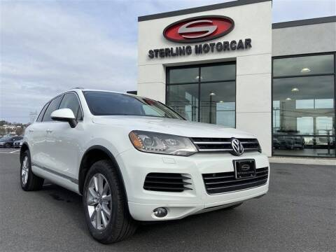2014 Volkswagen Touareg for sale at Sterling Motorcar in Ephrata PA