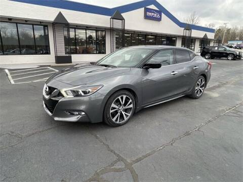 2017 Nissan Maxima for sale at Impex Auto Sales in Greensboro NC