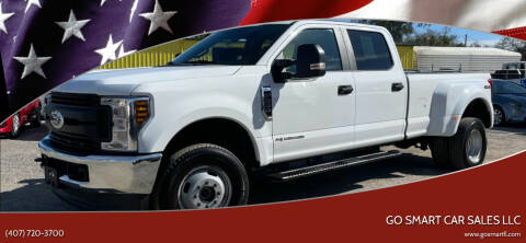 2019 Ford F-350 Super Duty for sale at Go Smart Car Sales LLC in Winter Garden FL
