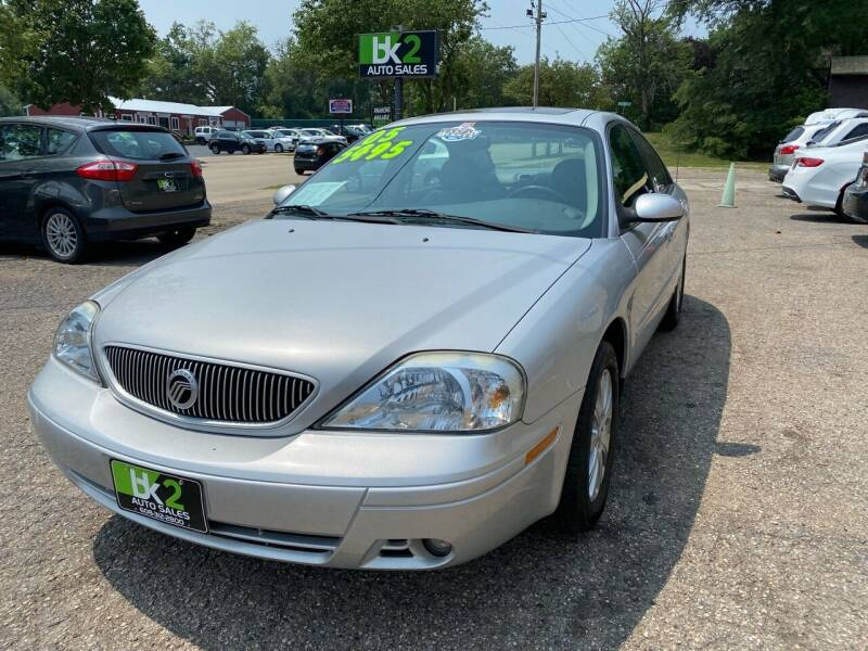 2005 Mercury Sable for sale at BK2 Auto Sales in Beloit WI
