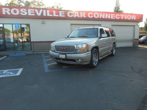 2005 GMC Yukon XL for sale at ROSEVILLE CAR CONNECTION in Roseville CA