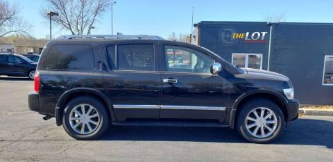 2010 Infiniti QX56 for sale at THE LOT in Sioux Falls SD