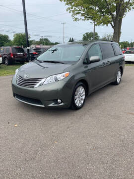 2012 Toyota Sienna for sale at Elvis Auto Sales LLC in Grand Rapids MI
