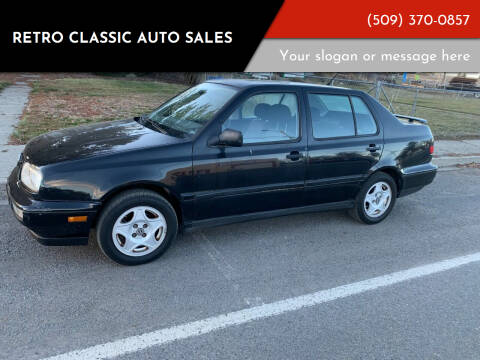 1997 Volkswagen Jetta for sale at Retro Classic Auto Sales in Spangle WA
