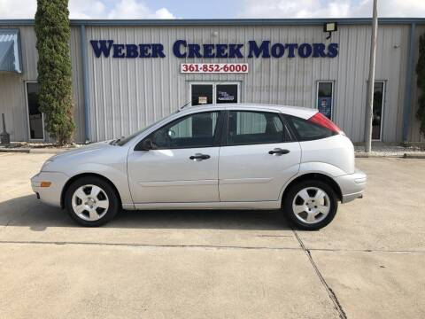2005 Ford Focus for sale at Weber Creek Motors in Corpus Christi TX