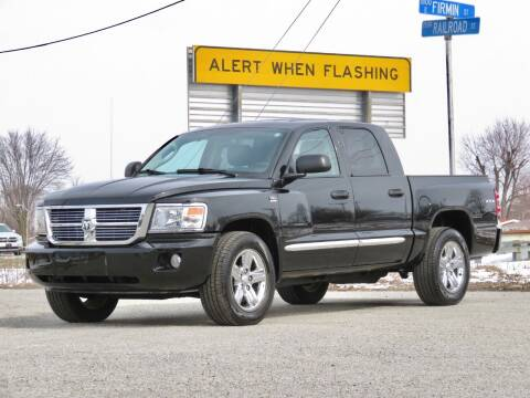 2010 Dodge Dakota for sale at Tonys Pre Owned Auto Sales in Kokomo IN