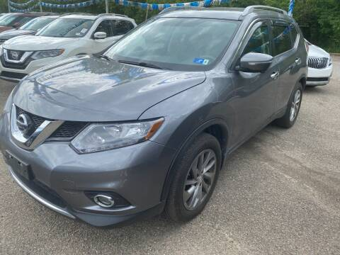 2014 Nissan Rogue for sale at Matt Jones Preowned Auto in Wheeling WV