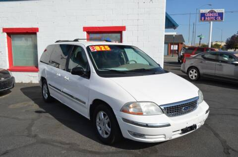 2001 Ford Windstar for sale at CARGILL U DRIVE USED CARS in Twin Falls ID