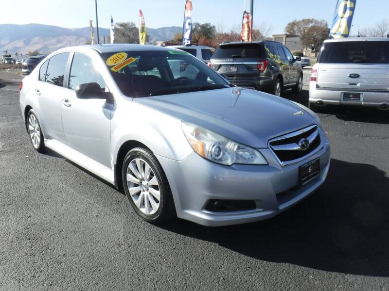 2012 Subaru Legacy for sale at Budget Auto Sales in Carson City NV