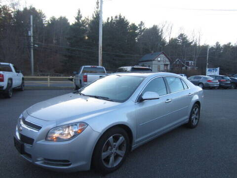 2012 Chevrolet Malibu for sale at Auto Choice of Middleton in Middleton MA