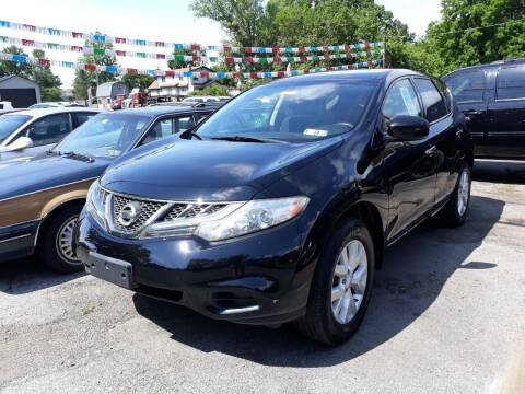 2011 Nissan Murano for sale at GALANTE AUTO SALES LLC in Aston PA