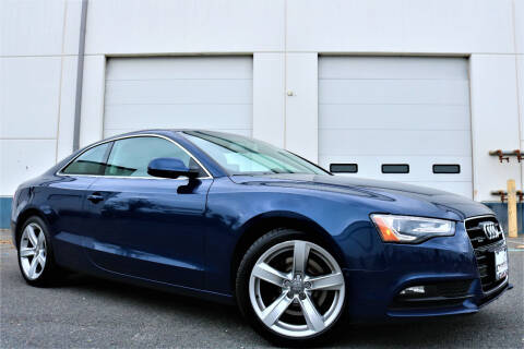2014 Audi A5 for sale at Chantilly Auto Sales in Chantilly VA