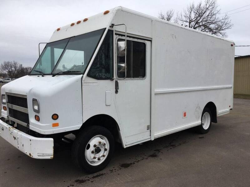 1998 Freightliner MT45 WB-Utilimaster P700 for sale at Tucson Motors in Sioux Falls SD