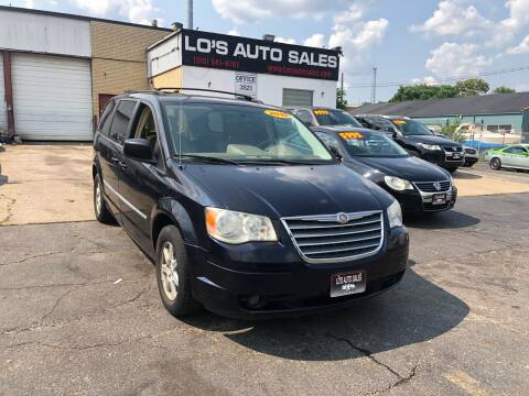 2010 Chrysler Town and Country for sale at Lo's Auto Sales in Cincinnati OH