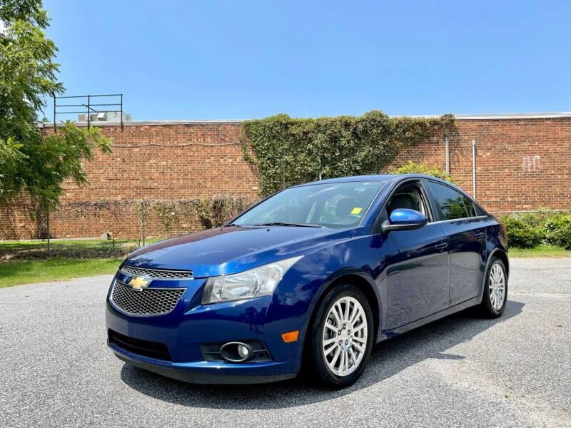 2013 Chevrolet Cruze for sale at RoadLink Auto Sales in Greensboro NC