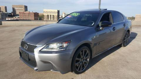 2013 Lexus GS 350 for sale at The Auto Toy Store in Robinsonville MS