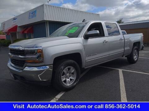 2017 Chevrolet Silverado 1500 for sale at Autotec Auto Sales in Vineland NJ
